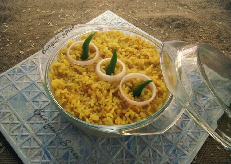 Mixed DaaL (Lentils) Poha