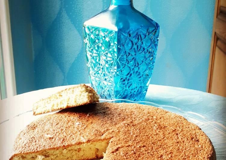 Gâteau de Savoie sans gluten