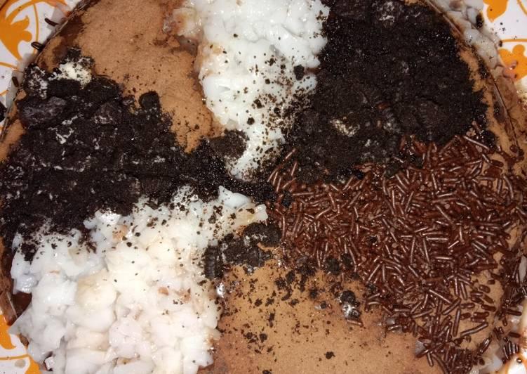 Langkah Mudah untuk Menyiapkan Puding Coklat Ulang Tahun yang Lezat