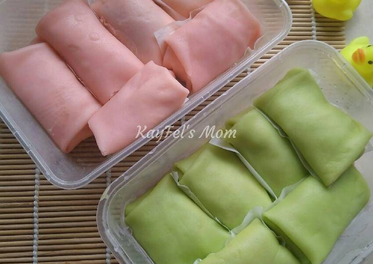 Pancake Durian