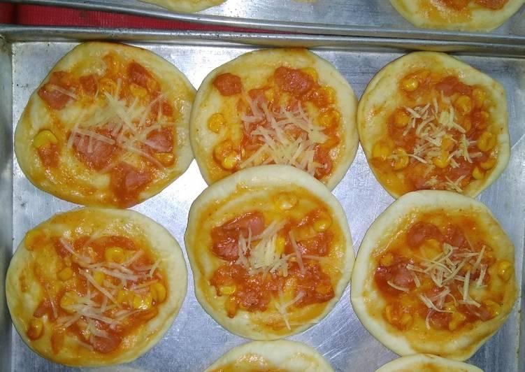 15 Cara Masak Pizza Mini Ekonomis Dan Lembut Ide Jualan Paling Menguntungkan Yang Cepat Cookandrecipe Com