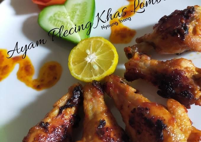 Ayam Plecing Khas Lombok