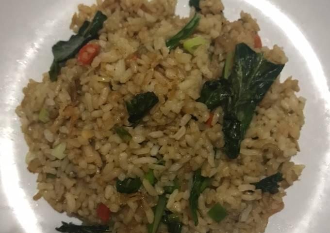 Resep Nasi Goreng Ebi yang Enak