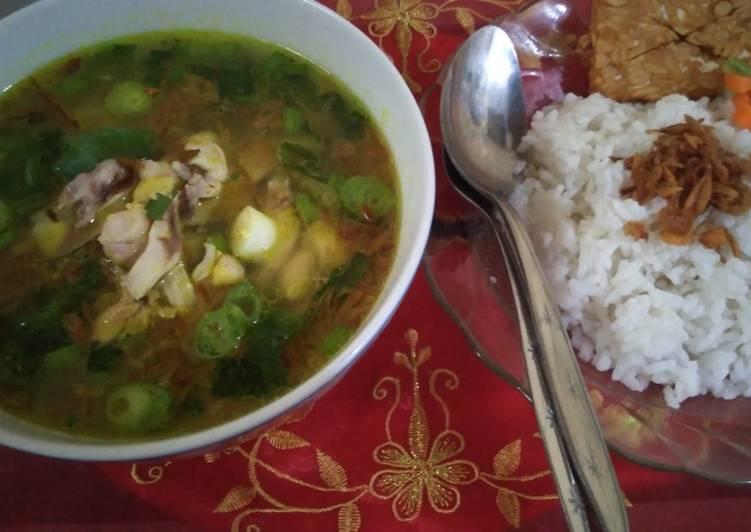 Soto Ayam Madura