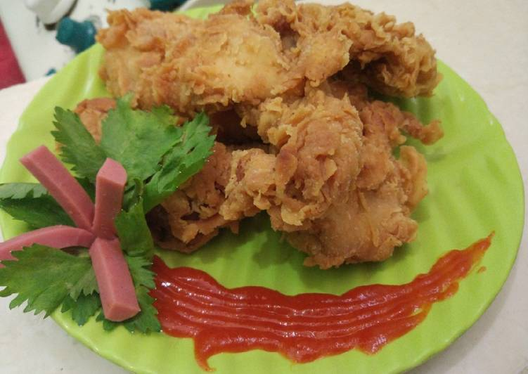 97. Ayam Krispy
