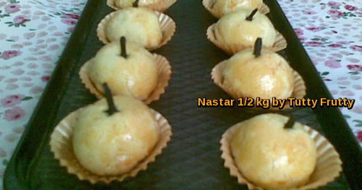 123 Resep Nastar 1 2 Kg Enak Dan Sederhana Cookpad