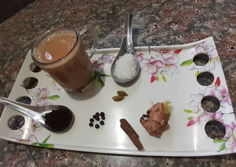 Easiest Way to Make Ultimate Masala chai / masala tea