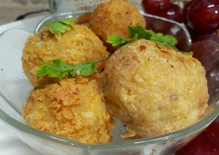 10 Minute Dinner Easy Cooking Fish yam balls