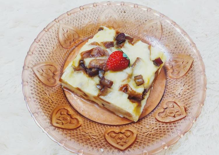 Bread pudding Yummy