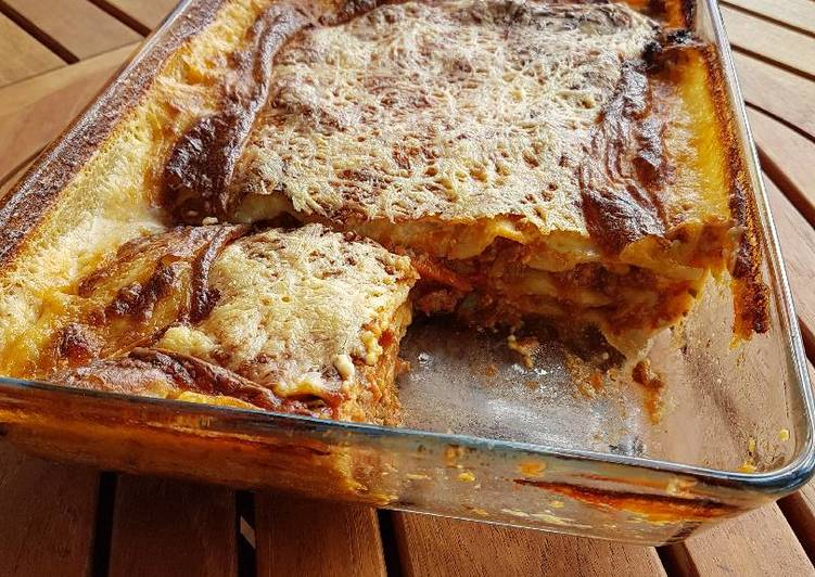 How to Cook Yummy Lasagne bolognaise