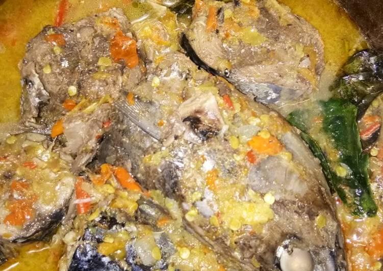 Resep Ikan tongkol basah pedes oleh Irawati - Cookpad