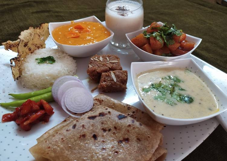 Gujarati Lunch