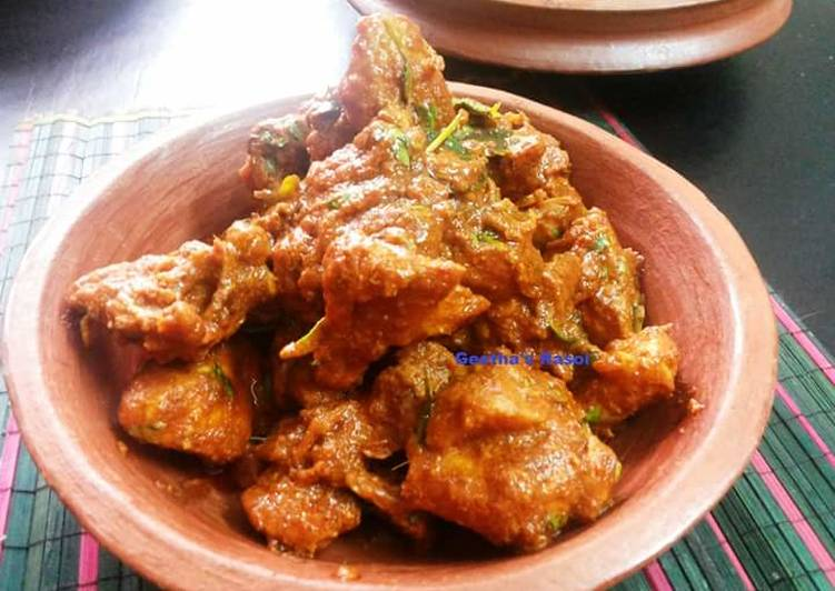 Chicken Ghee roast Choosing Fast Food That's Fine For You