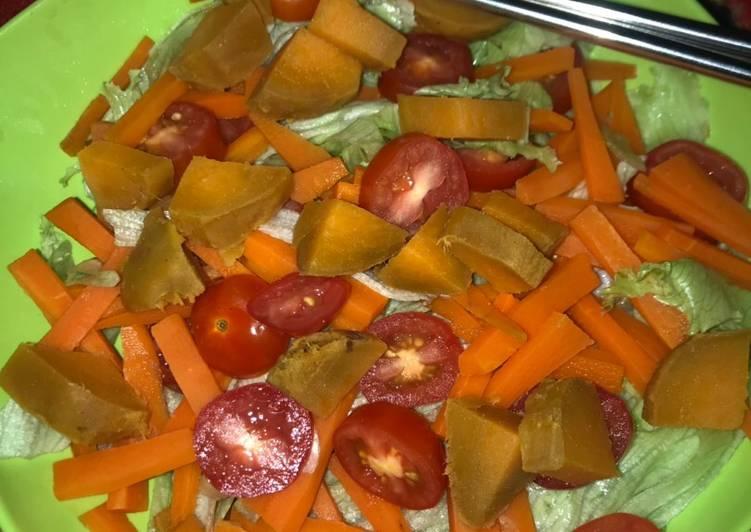 Salad Sayur Diet Enak