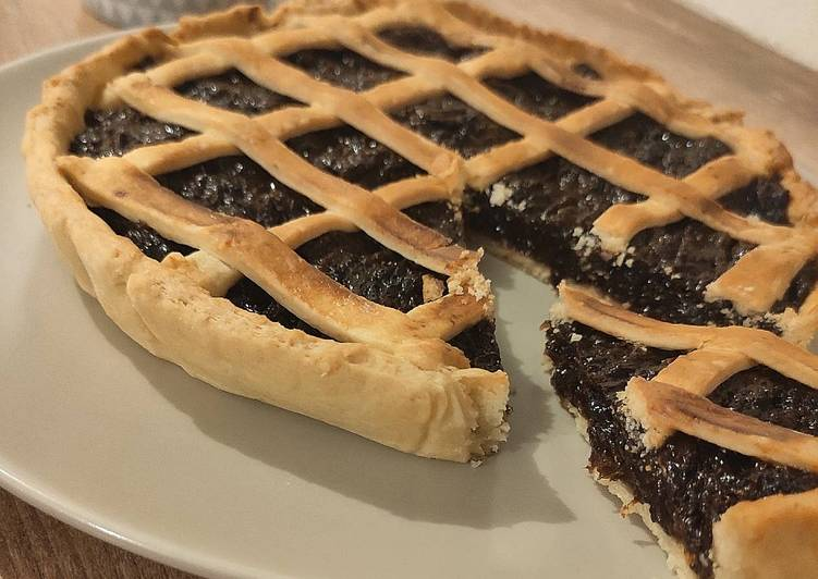 Easiest Way to Make Appetizing Tarte aux pruneaux