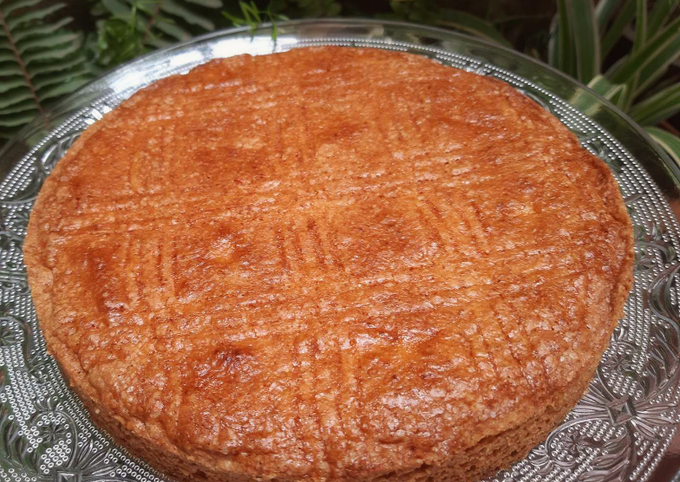 Galette charentaise ☕ photo principale de la recette