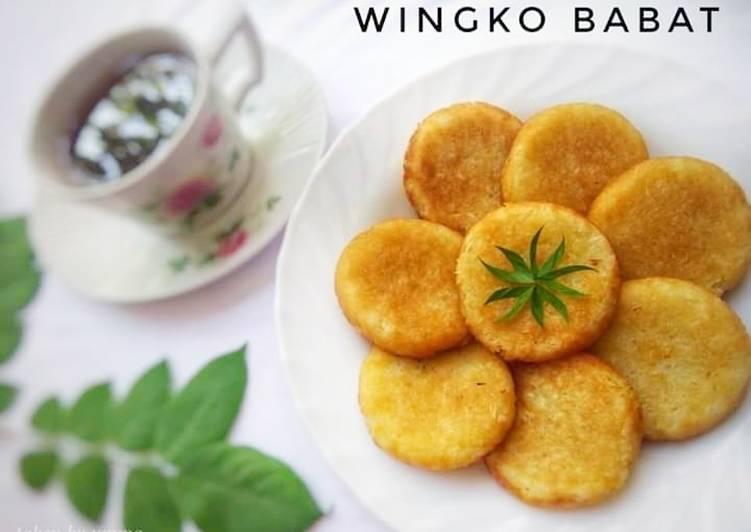 Wingko Babat Original Legit