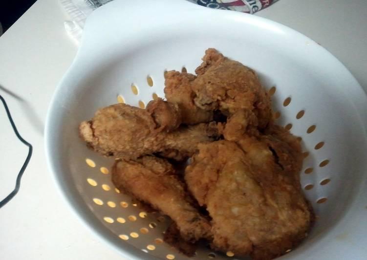 Top 10 Dinner Ideas Quick Golden Fried Chicken