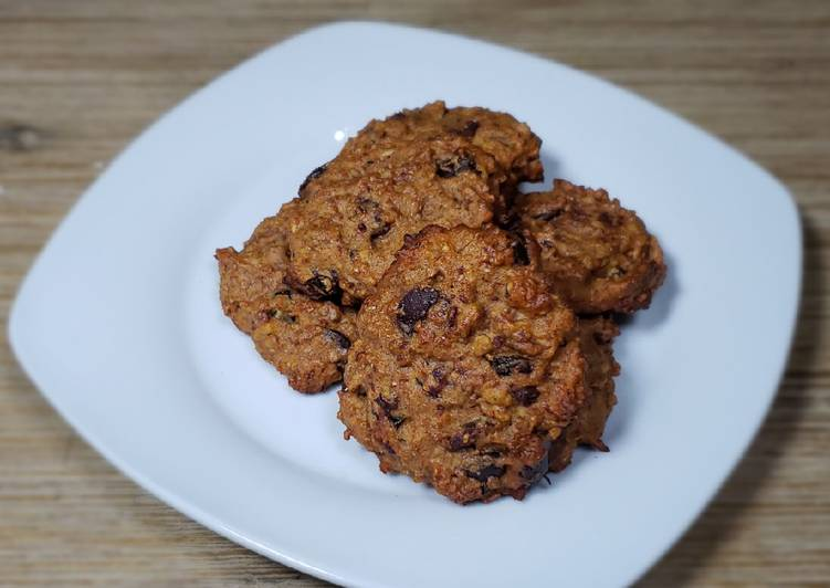 Recipe: Delicious Healthy oatmeal cookies
