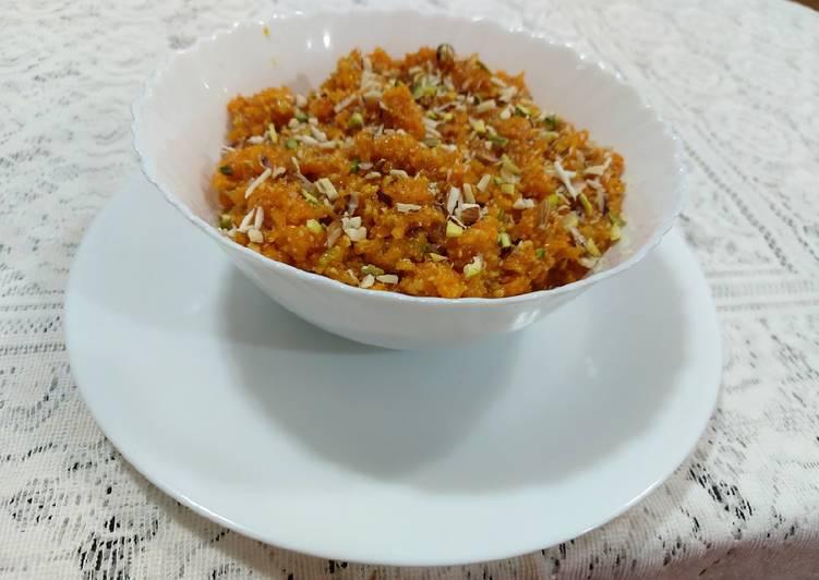 Carrots dessert / lazzad dar mazedar/ yammy tasty