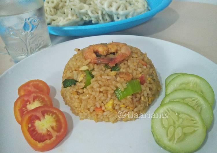 #16 Nasi Goreng Udang