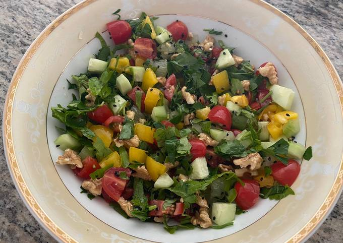 Healthy salad for everyday