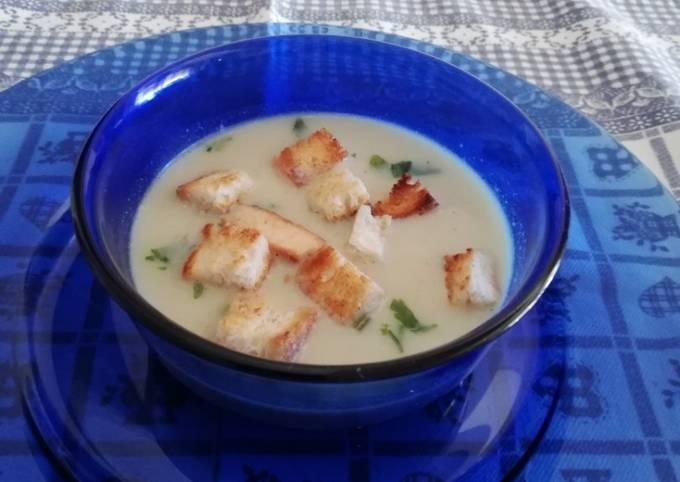 Gomba krémleves - Cookidoo® – la plateforme de recettes officielle de Thermomix®