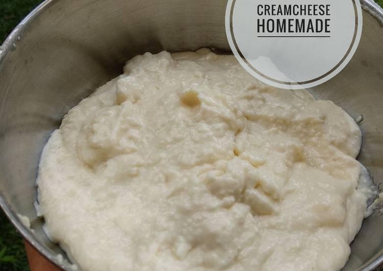 Creamcheese Homemade