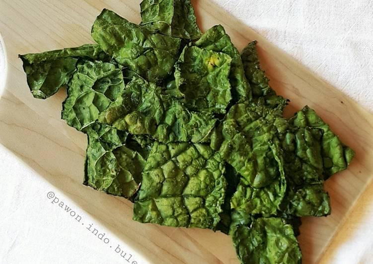 Kripik Kale Non Kolestrol (microwave)