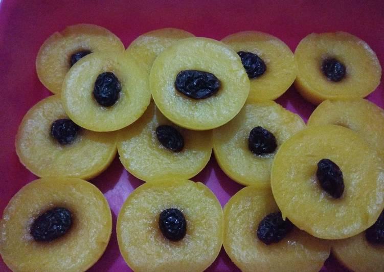 Kue lumpur labu kuning magic com tanpa mixer ala anak kos