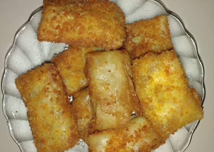 Risol Mayo dan Risol Sayur simple ala rumahan