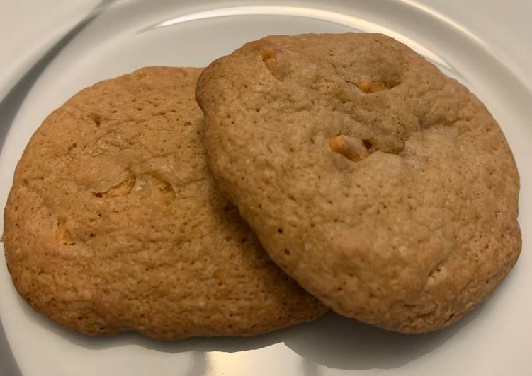 Try Using Food to Elevate Your Mood Butterscotch Chip Cookies