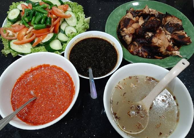 Nasi Ayam Simple & Sedap