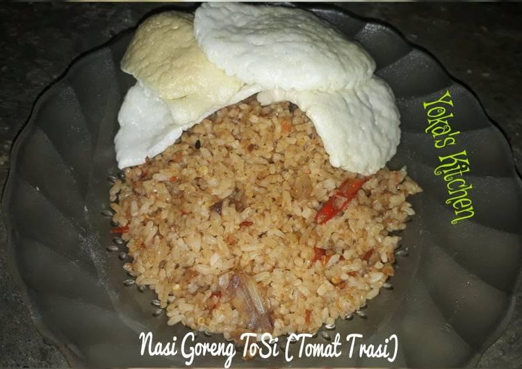 Nasi Goreng ToSi (Tomat Terasi)