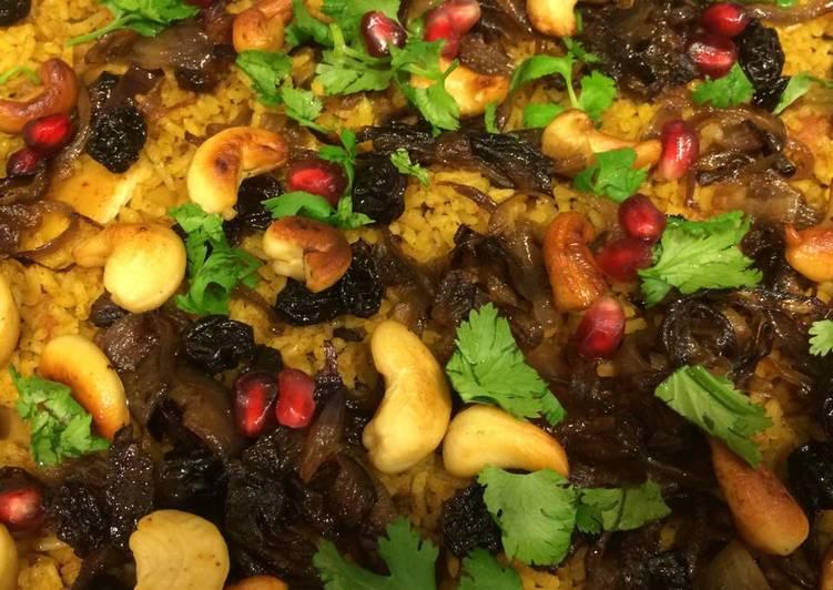 Recipe: Delicious Kerala Chicken Biriyani