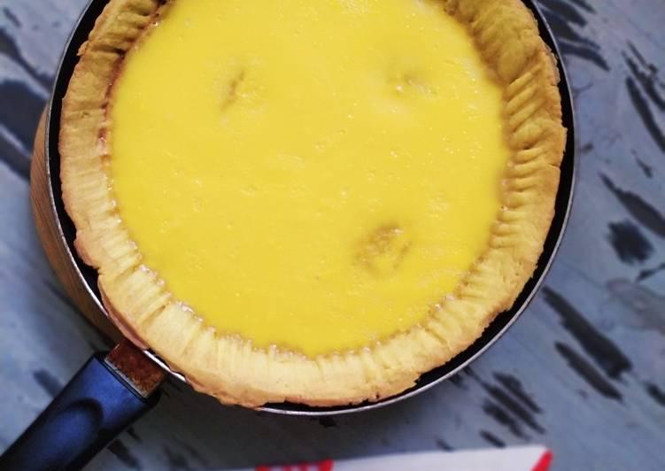 Pie Susu Teflon (Anti Ribet)