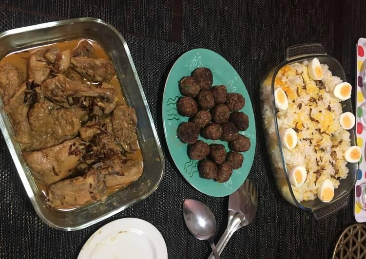 Malay Chicken Korma