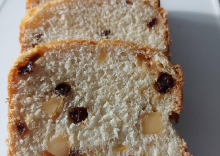 77. Roti Kismis Keju
