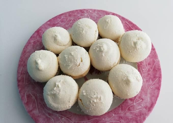 Macaron choco noix de coco