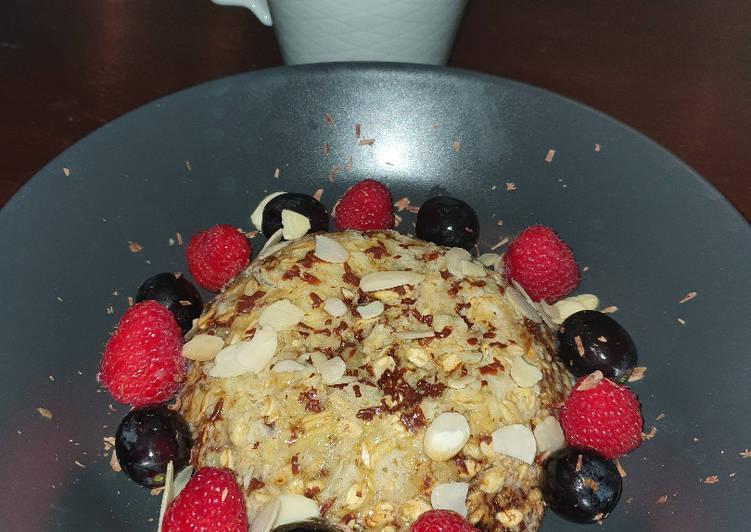 Façon la plus simple Cuisiner Parfait Bowl Cake Banane Chocolat !