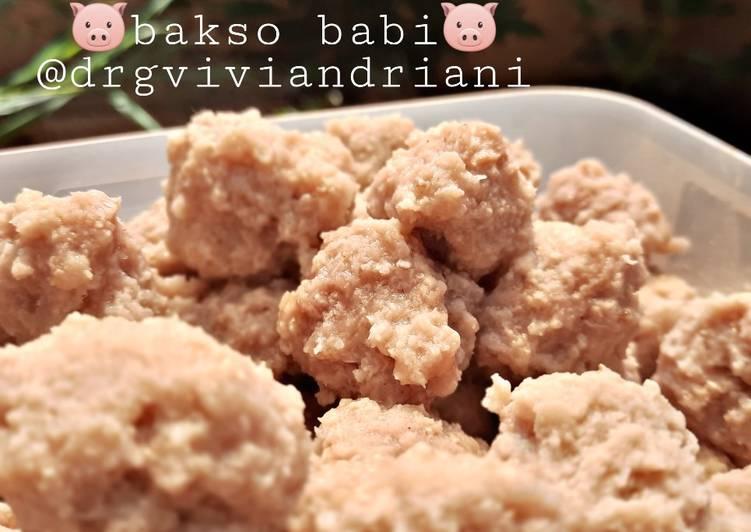 Bakso babi v.2