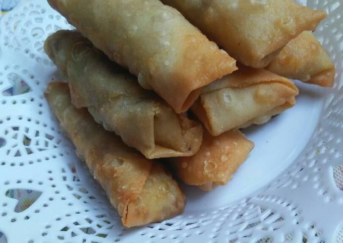 Veggie chinese Spring rolls