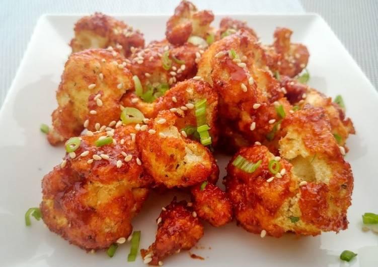 Easy Recipe: Delicious Vegetarian Korean Wings