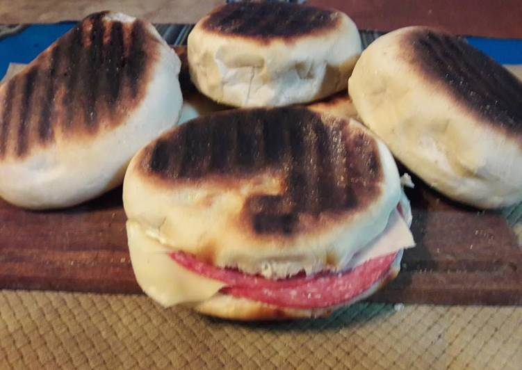 English muffins (argentos)