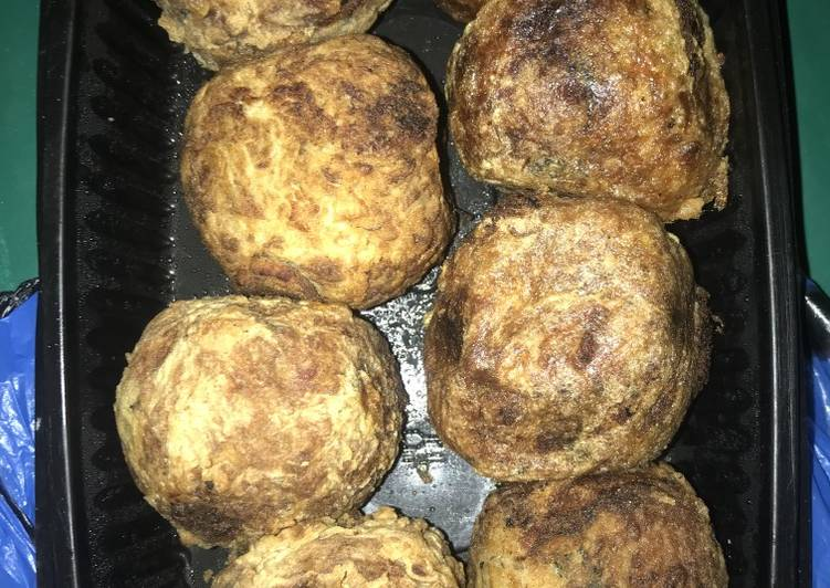 Recipe of Top-Rated Title:Yummy yam balls