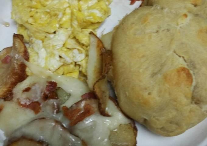 Breakfast before the Hurricane