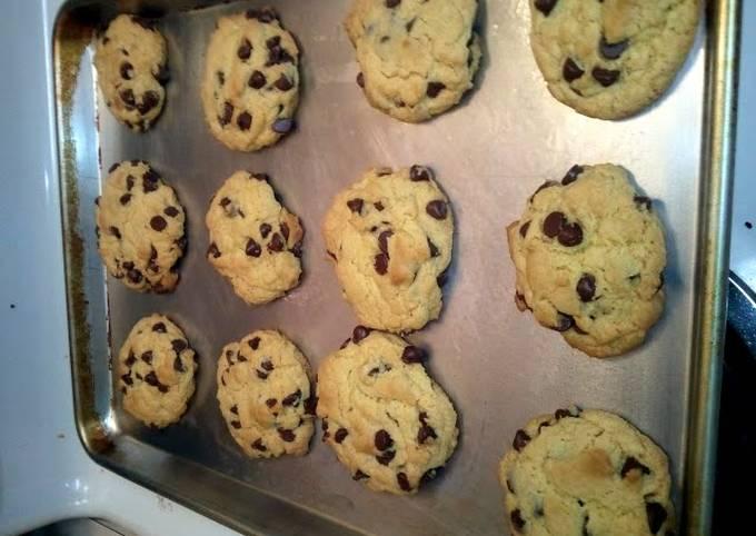 Recipe: Delicious Easy & Delicious Chocolate Chip Cookies