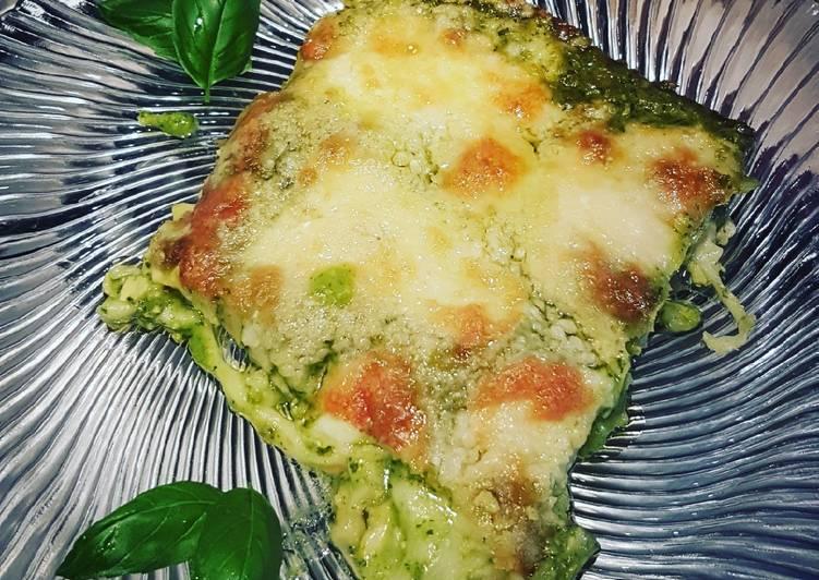 Recipe: Yummy Lasagne al pesto di Basilico
