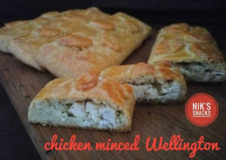 Resep Chicken Minced Wellington Ketopad Oleh Iwa Kartika Cookpad