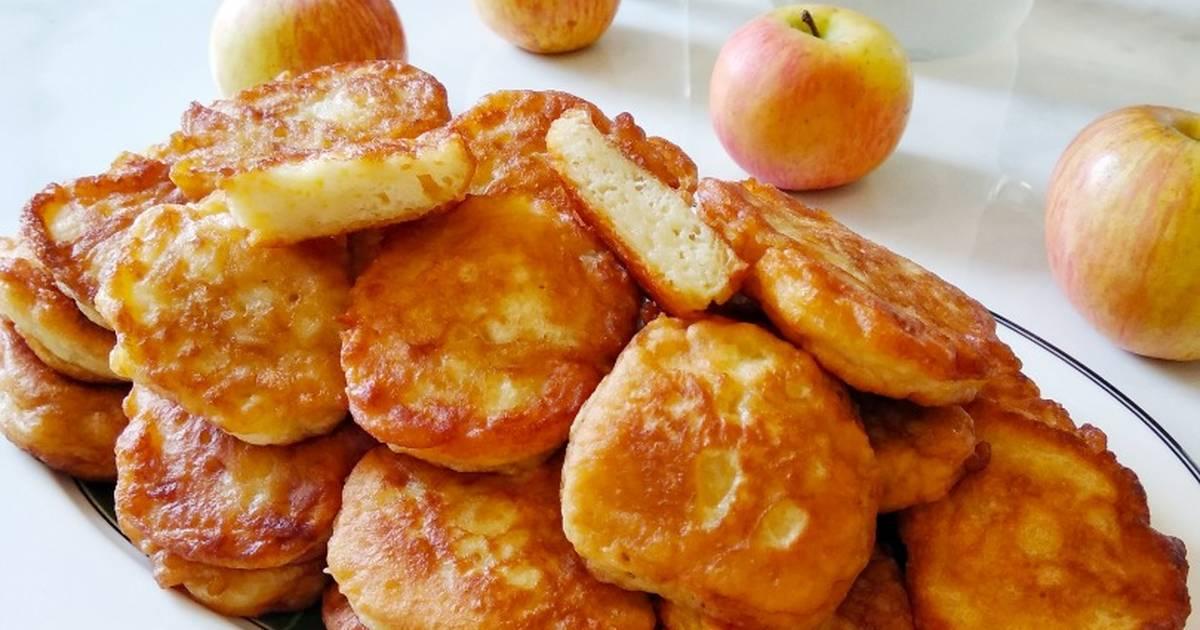 правило, оладьи из яблок рецепт с фото всех